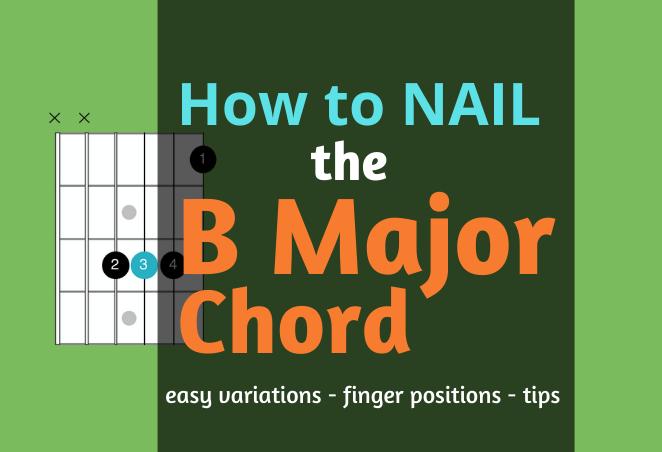 b major chord guitar barre chord hard how to play easy cheat open beginner shape diagram pdf header