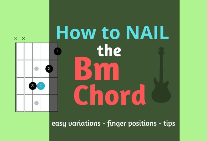 bm chord minor guitar barre chord hard how to play easy cheat open beginner shape diagram pdf header